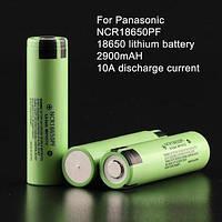 Аккумуляторы Panasonic NCR18650PF 2900mAh/10A, фото 1