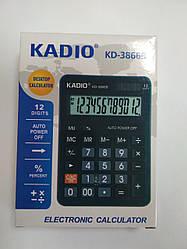Калькулятор KADIO KD-3866A