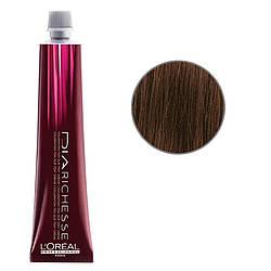 Краска для волос LOreal Professionnel Dia Richesse 8.02 светлый блондин жемчужный 50 мл