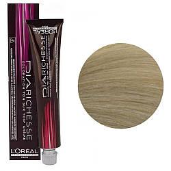 Краска для волос LOreal Professionnel Dia Richesse 9.13 очень светлый блонд золотистый 50 мл