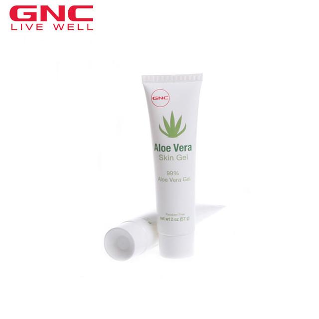 Увлажняющий гель для тела GNC Aloe Vera Skin Gel