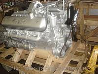 Двигатель  ЯМЗ-238М2  с КПП ЯМЗ-236Н