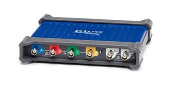 Осциллографы со смешанными сигналами PicoScope  3000