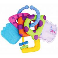 Погремушка  baby mix ключики