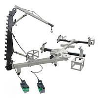 Рихтовочный стапель (стенд) передвижной VE-800B