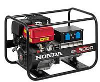 Бензиновый генератор Honda EC5000