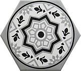 Декор Hexagon Parisienne 1