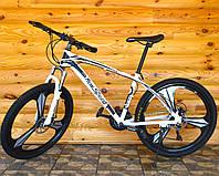 Велосипед на литых дисках New-Speed AL-13 (алюминиевая рама)