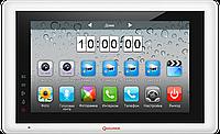 Видеодомофон со встроенным телефоном Qualvision QV-IDS4A04
