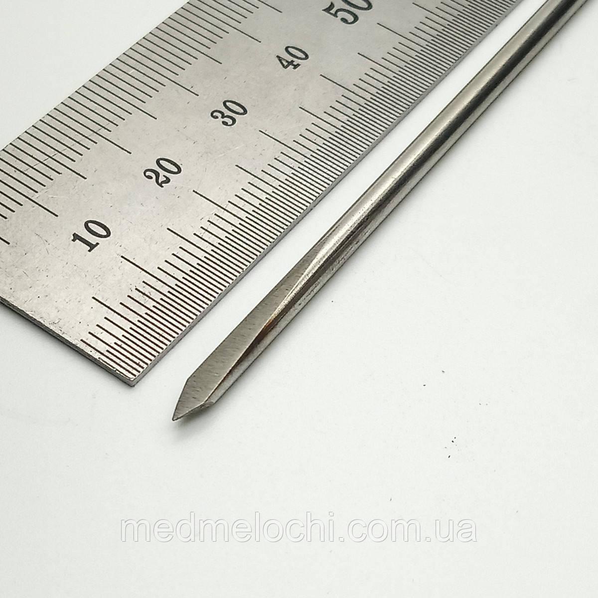 Шпиця 3.0 мм L=300мм (перо)