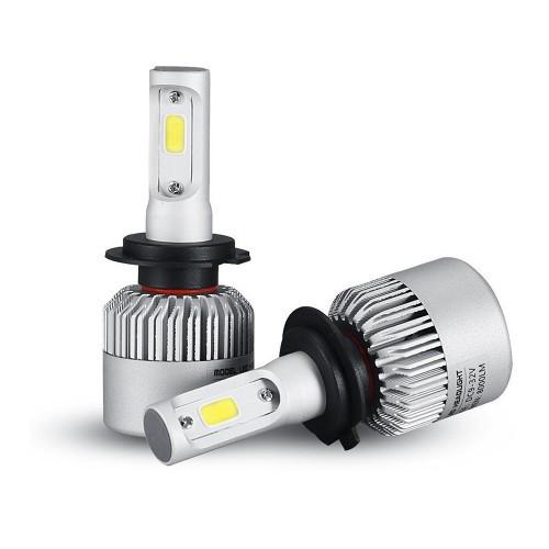Светодиодные лампи LED лампы Xenon S2 H4 (ближний/дальний) 2 шт в комплекте