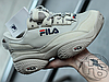 Жіночі кросівки Fila Concours Low 96 Beige, фото 3