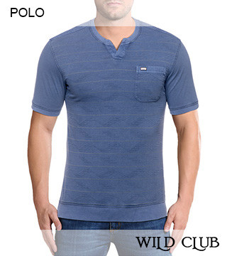Поло мужские Wild Club 87021