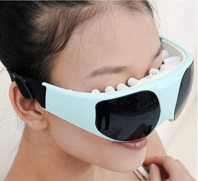Массажер для глаз EYE MASSAGER, очки массажер для глаз
