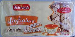 Печиво Dolciando Sfogliatine glassate, 200g