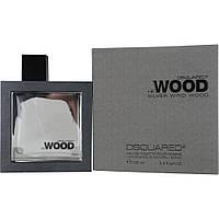 Парфюмерия мужская Dsquared2 silver wind wood edT 100ml