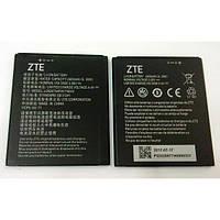 Аккумулятор Li3824T44P4h716043 (Li-ion 3.85V 2400mAh) для мобильного телефона ZTE Blade A520
