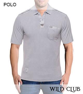 Мужские рубашки Поло Wild Club 87212, фото 2