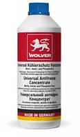 Концентрат охлаждающей жидкости Wolver AntiFreeze G11 Konzentrat 1,5л