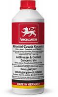 Концентрат охлаждающей жидкости Wolver AntiFreeze G12 Konzentrat 1,5л