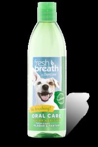 Добавка в воду для гигиены полости рта собак Тропиклин 473 мл