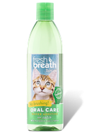 Добавка в воду для гигиены полости рта кошек Тропиклин 473 мл