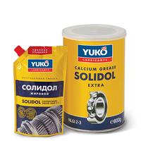 Смазка общего назначения YUKO Солидол жировой 0,4кг