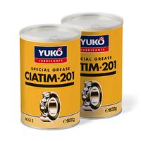 Морозостойкая и тугоплавкая смазка YUKO ЦИАТИМ-201 17,5кг