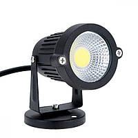 Газонный светодиодный светильник 3Вт 6500K LM980, фото 1
