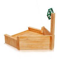 Кораблик пристройка для площадки SportBaby