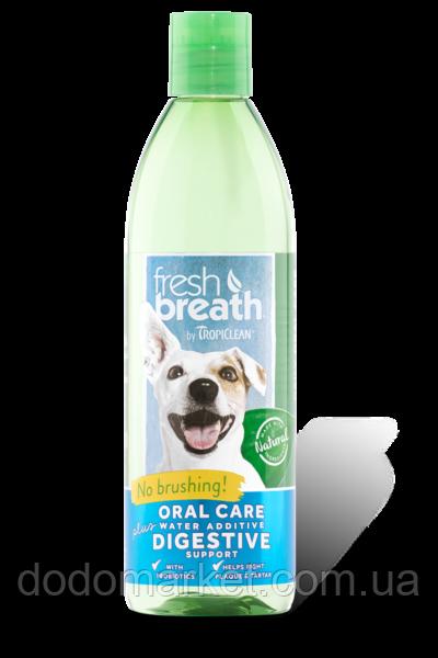 """Добавка в воду с пребиотиком Тропиклин """"Свежее дыхание"""" 473 мл"""