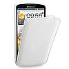 Шкіряний чохол (фліп) TETDED для Lenovo S920 білий