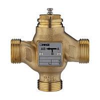 Трехходовый смесительно-распределительный клапан HERZ 4037 DN 25