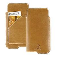 Чехол футляр Stenk Pocket для THL T6 Pro Olive