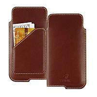 Чехол футляр Stenk Pocket для THL T6 Pro Whiskey