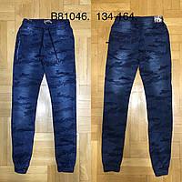 КАМУФЛЯЖНЫЕ джинсы ДЖОГГЕРЫ для мальчиков ,.Размеры 134- см.Фирма GRACE.Венгрия