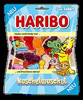 Желейные конфеты Haribo Kuschelwuschel  (плюшевые зверюшки) Германия 175г, фото 1
