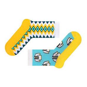 Разнопарные носки в стиле Вышиванки SOX