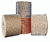 Металлические пружины в бобине 28,5мм черн RENZ, 3 100 колец