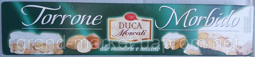 Нуга с фундуком Duca Moscati torrone morbido, 180g