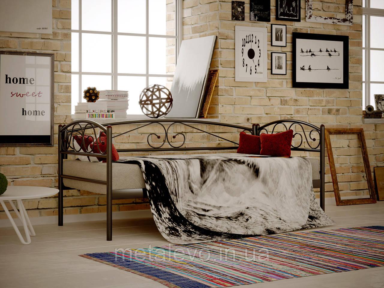 Металлическая кровать ВЕРОНА ЛЮКС ( VERONA LUX )