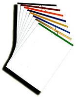 Планки Металлические, 600 мм черн верхн, уп/500