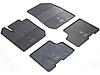 Резиновые коврики в салон Renault Sandero II 2012- (STINGRAY)