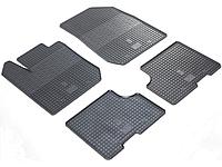 Резиновые коврики для Renault Logan II 2012- (STINGRAY)