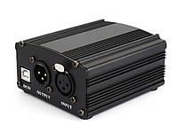 Источник фантомного питания для конденсаторного микрофона Onleni USB