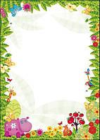 Дизайнерский картон, Диплом 170 гр, уп/25 Dzungla