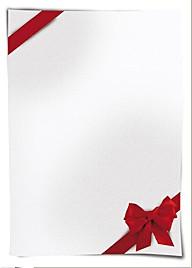 Дизайнерский картон, Диплом 170 гр, уп/25 Verso С