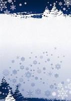 Дизайнерский картон, Диплом 170 гр, уп/25 Zima