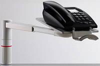 Держатель для телефона / ноутбука Novus ScopeMaster телескопический, серый