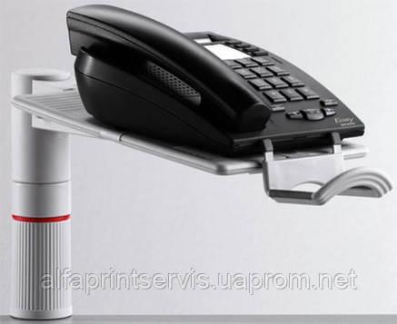 Держатель для телефона Novus PhoneMaster, на струбцине, серый